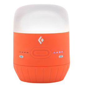Black Diamond Moji Lantern orange/white